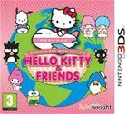 Around The World With Hello Kitty & Friends, Nintendo 3DS -peli