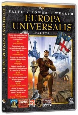 Europa Universalis, PC-peli
