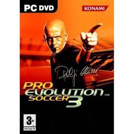 Pro Evolution Soccer 3, PC-peli