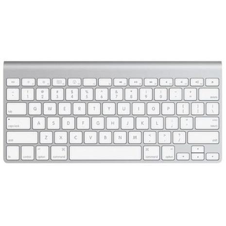 Apple Wireless Keyboard, näppäimistö