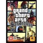 Grand Theft Auto (GTA): San Andreas, PC-peli