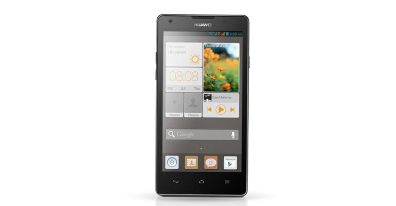Huawei Ascend G700, puhelin