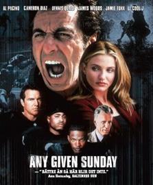 Minä päivänä tahansa: Director's Cut (Any Given Sunday, blu-ray), elokuva
