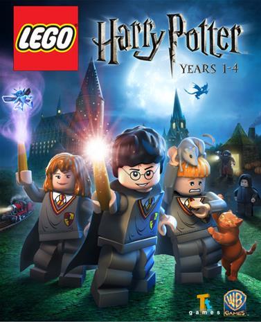 Lego Harry Potter: Years 1-4, PC-peli