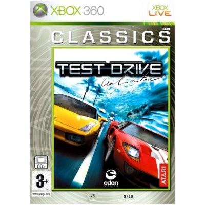 Test Drive Unlimited, Xbox 360 -peli