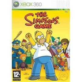 The Simpsons Game, Xbox 360 -peli