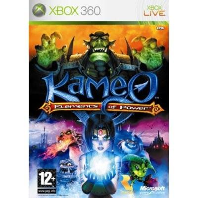 Kameo - Elements Of Power, Xbox 360 -peli