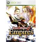 Dynasty Warriors 5 Empires, Xbox 360 -peli
