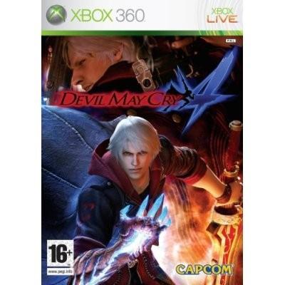 Devil May Cry 4, Xbox 360 -peli