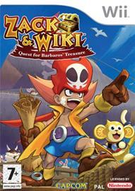 Zack & Wiki: Quest for Barbaros' Treasure, Nintendo Wii -peli