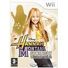 Hannah Montana Spotlight World, Nintendo Wii -peli