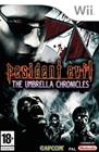 Resident Evil: Umbrella Chronicles, Nintendo Wii -peli