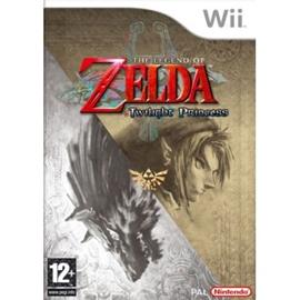 The Legend of Zelda: Twilight Princess, Nintendo Wii -peli