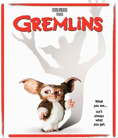 Gremlins - riiviöt (Blu-ray), elokuva