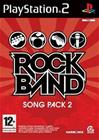 Rock Band Song Pack 2, PS2-peli (lisäosa)