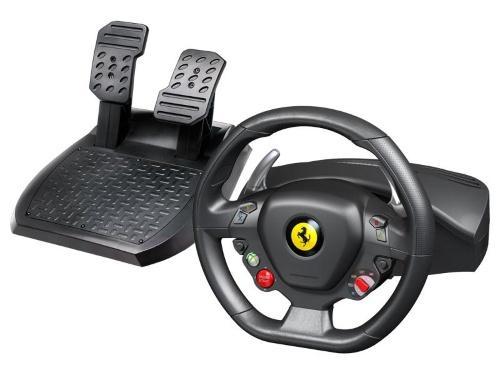 Thrustmaster Ferrari 458 Italia wheel, PC/Xbox 360 -ohjain