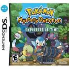 Pokemon Mystery Dungeon: Explorers of Time, Nintendo DS -peli