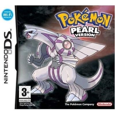 Pokemon Pearl, Nintendo DS -peli