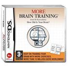 More Brain Training, Nintendo DS -peli