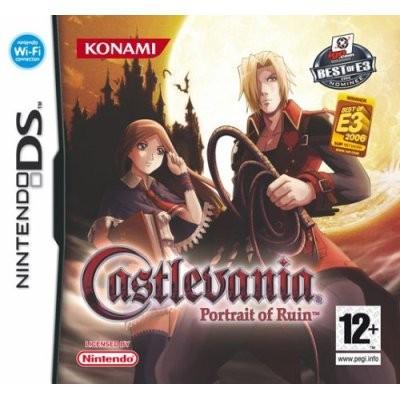 Castlevania: Portrait of Ruin, Nintendo DS -peli