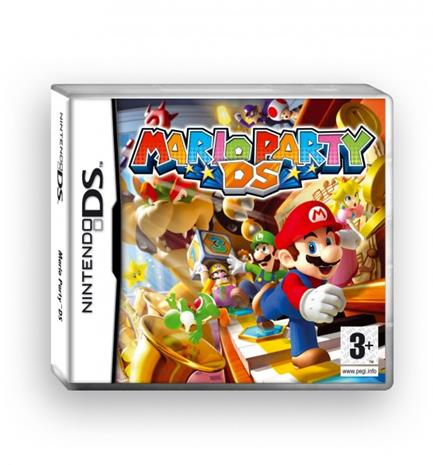 Mario Party DS, Nintendo DS -peli