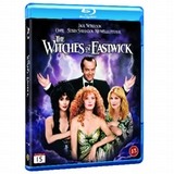 Noidat (The Witches of Eastwick, blu-ray), elokuva