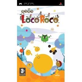 LocoRoco, PSP-peli
