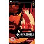 Metal Gear Solid: Portable Ops, PSP-peli