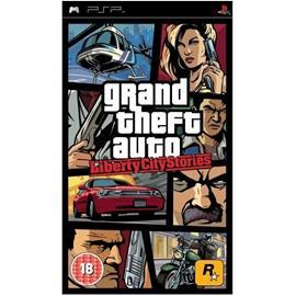 Grand Theft Auto (GTA): Liberty City Stories, PSP-peli