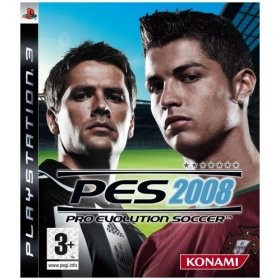 Pro Evolution Soccer 2008, PS3-peli