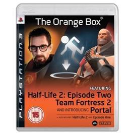 Half-Life 2: Orange Box, PS3-peli
