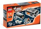 Lego Technic, Power Functions -moottorit