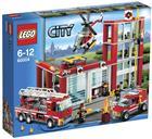 Lego City 60110, Paloasema