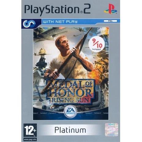 Medal of Honor: Rising Sun, PS2-peli