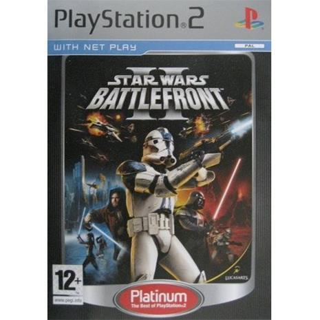 Star Wars: Battlefront 2, PS2-peli