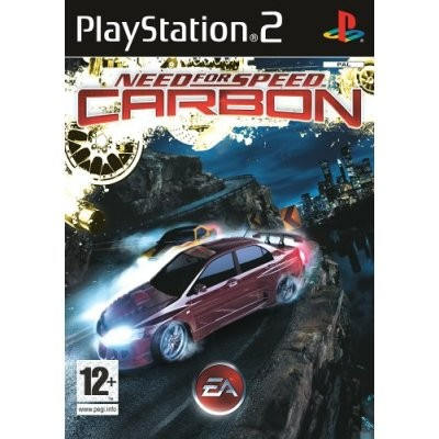 Need for Speed Carbon, PS2-peli