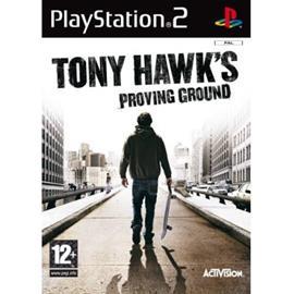 Tony Hawk's Proving Ground, PS2-peli