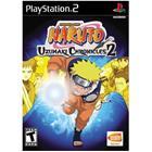 Naruto: Uzumaki Chronicles 2, PS2-peli
