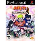 Naruto: Ultimate Ninja, PS2-peli
