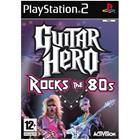 Guitar Hero: Rocks the 80s, PS2-peli