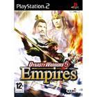 Dynasty Warriors 5 Empires, PS2-peli