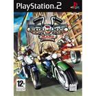 Biker Mice From Mars - Prätkähiiret, PS2-peli