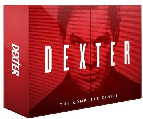 Dexter: kaudet 1-8, TV-sarja