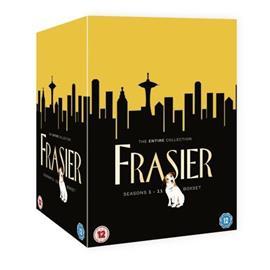Frasier: kaudet 1-11, TV-sarja