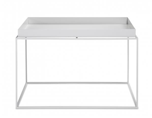 Hay Tray Table, tarjotinpöytä 60 x 60 cm
