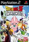 Dragon Ball Z: Infinite World, PS2-peli