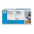 HP Q7553X, mustekasetti