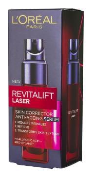 L'Oréal Paris Revitalift Laser Anti-Age Seerumi 30 ml