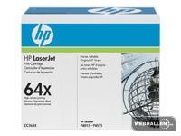 HP CC364XD, mustekasetti