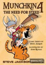 Munchkin 4: Need for Steed